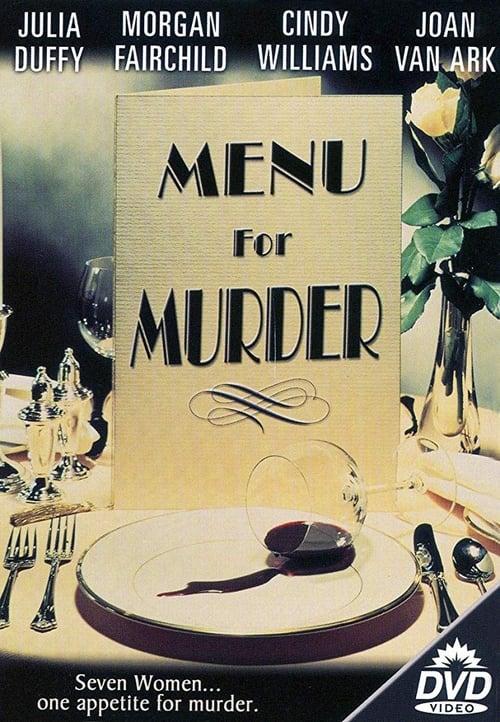 Película Menu for Murder Doblada En Español