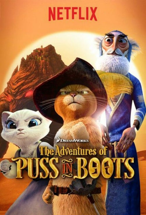 The Adventures of Puss in Boots-Azwaad Movie Database