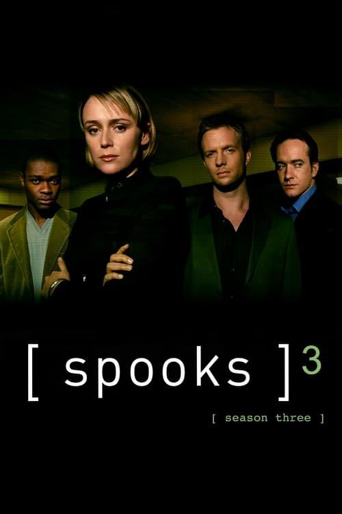 MI-5 (Spooks) Poster