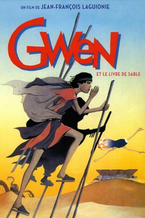 [720p] Gwen et le livre de sable (1985) streaming film vf