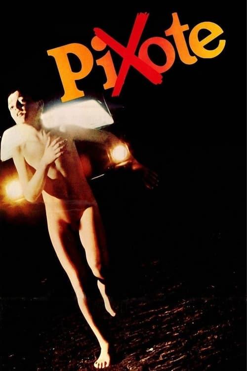 Watch Pixote (1981) Best Quality Movie