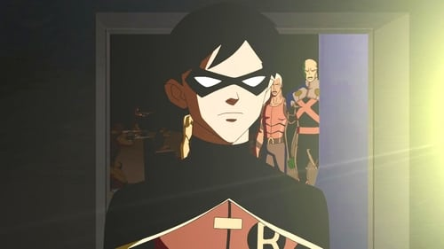 Young Justice: Season 1 – Episode Failsafe