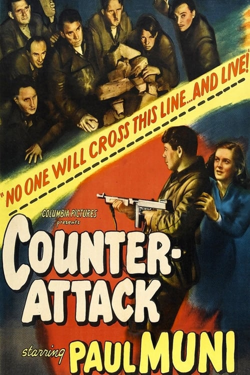 Film Counter-Attack Kostenlos Online