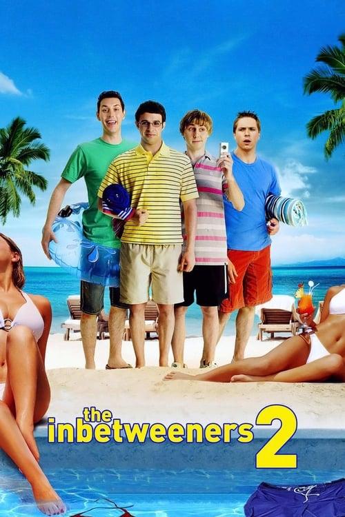 The Inbetweeners 2 (2014) Poster