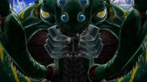 Godzilla Singular Point - Season 1 - Episode 8: Graftage