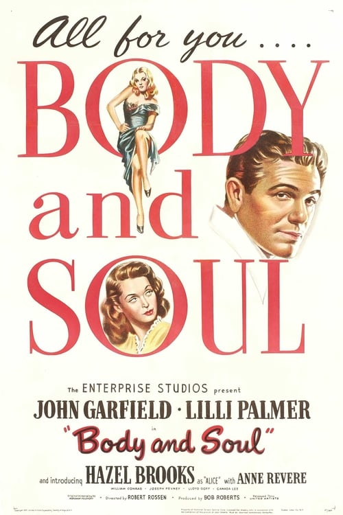 Katso Body and Soul Suomeksi