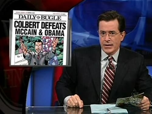 The Colbert Report: Season 4 – Episode Stephen Moore