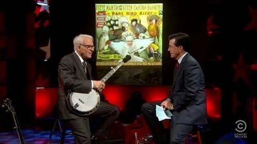 The Colbert Report: Season 7 – Episod Steve Martin and the Steep Canyon Rangers