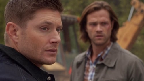 supernatural - Season 11 - Episode 1: Out of the Darkness, Into the Fire