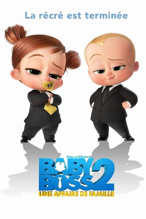 [FR] Baby Boss 2 : Une affaire de famille (2021) streaming