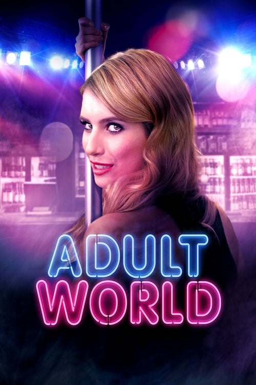 Adult World - Poster