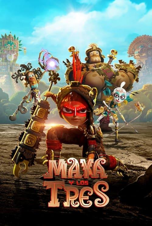 Descargar Maya y los tres en torrent
