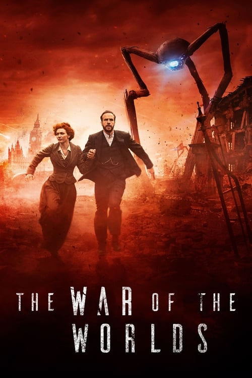 Image Guerra dos Mundos (The War of the Worlds)