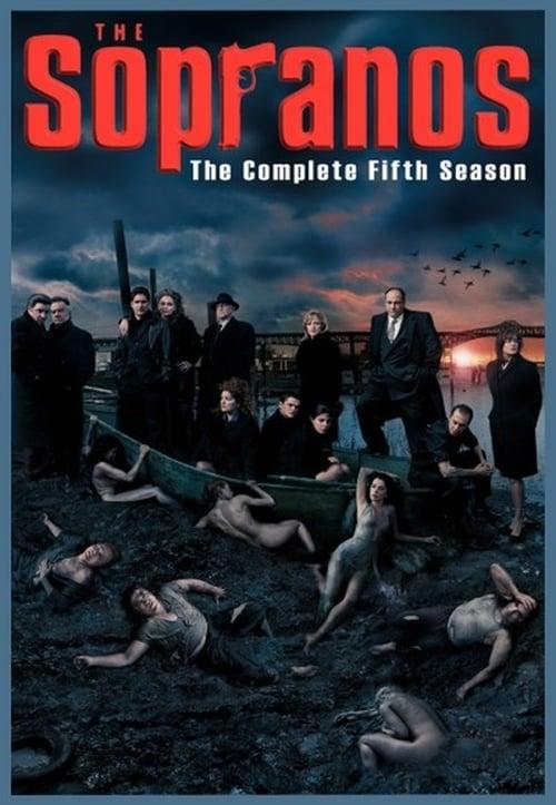 Les Soprano: Saison 5