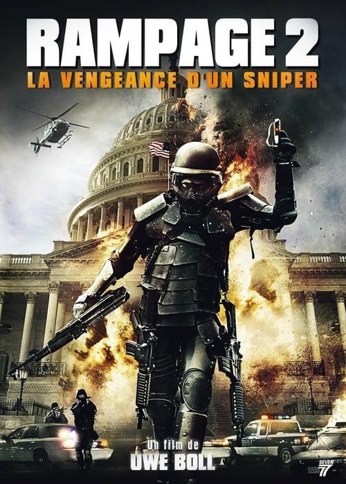 Voir Rampage 2 (2014) streaming Netflix FR