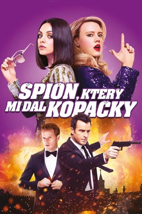 Sledujte Film Špión, který mi dal kopačky V Češtině Online