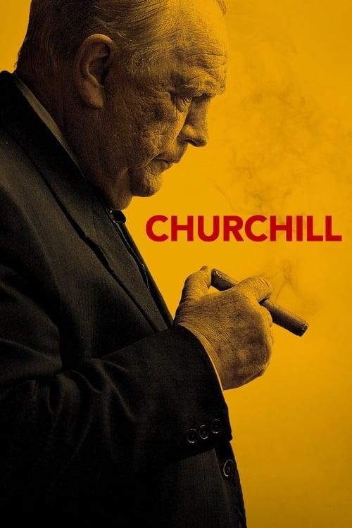Churchill (2017) Poster