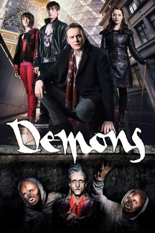 Demons (The Last Van Helsing)