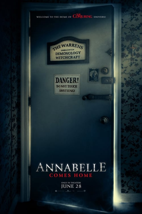 Annabelle Comes Home Online Watch