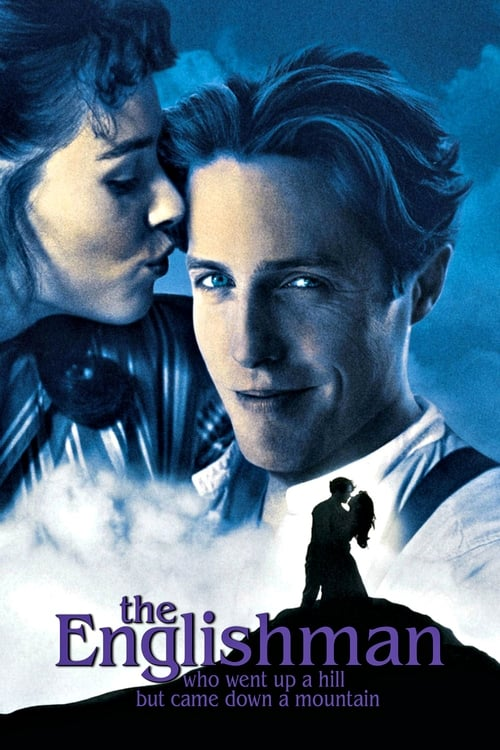 The Englishman Who Went Up a Hill But Came Down a Mountain (1995) Poster