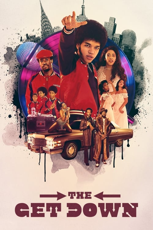 The Get Down - Poster