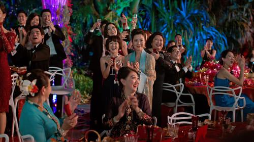 """""""Crazy Rich Asians"""" Film 2017"""