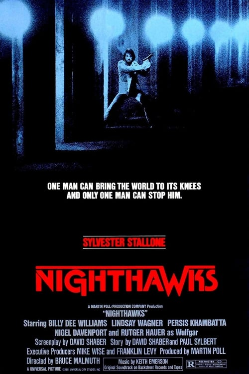 Watch Nighthawks (1981) Full Movie