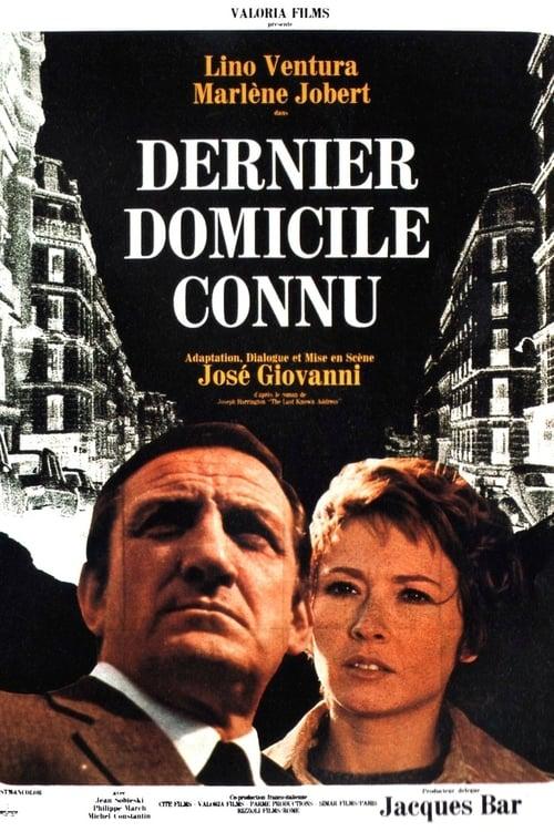 Assistir Filme Dernier domicile connu Em Português Online