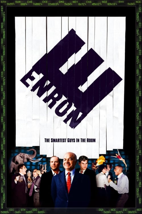 Largescale poster for Enron: The Smartest Guys in the Room