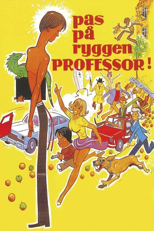 Watch Your Back, Professor! (1977)