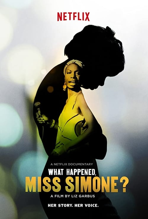 What Happened, Miss Simone? - Poster