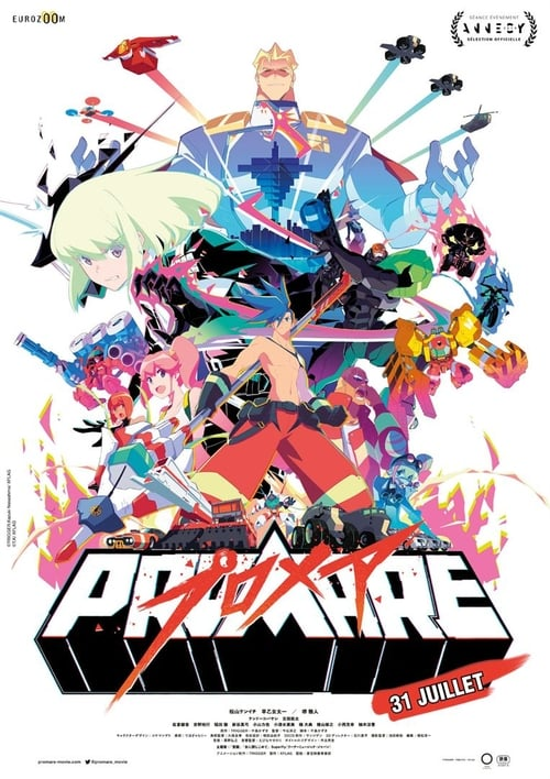 [720p] Promare (2019) streaming