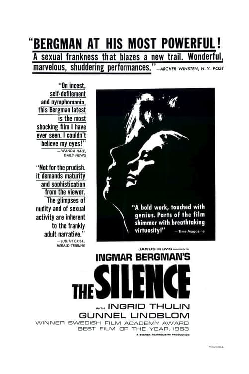 Watch The Silence (1963) Full Movie