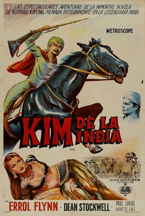 Película Kim de la India Completamente Gratis