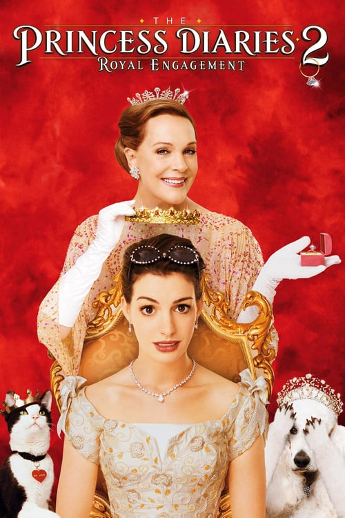 The Princess Diaries 2: Royal Engagement - Poster