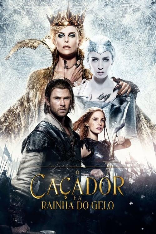 Assistir O Caçador e a Rainha do Gelo - HD 720p Legendado Online Grátis HD