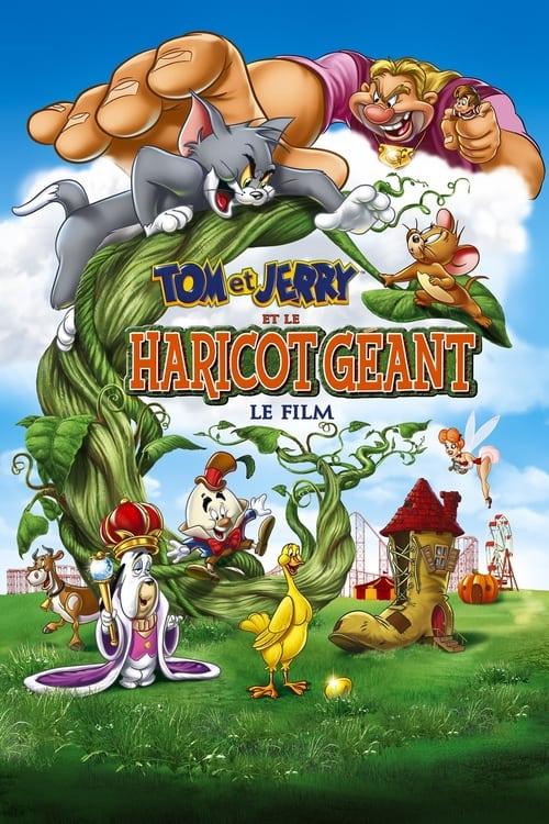 ✿ Tom et Jerry et le haricot géant (2013) ✪