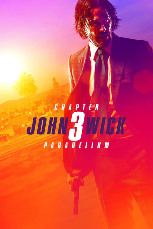 John Wick: Chapter 3 Parabellum IMAX Movie Poster
