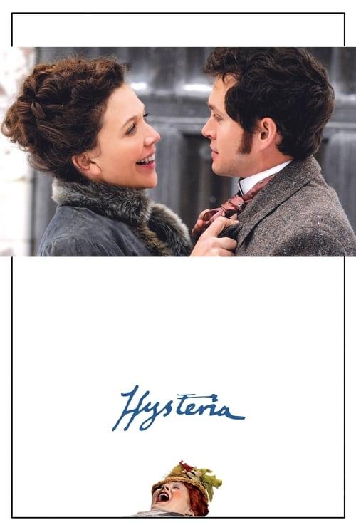 Hysteria (2011) Poster