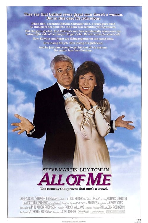 Streaming All of Me (1984) Movie Free Online