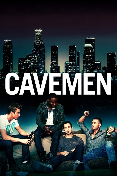 Largescale poster for Cavemen