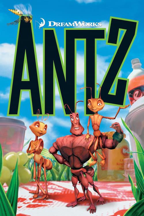 Antz - Poster