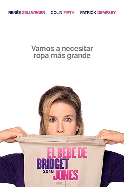 Mira La Película Bridget Jones' Baby Doblada Por Completo
