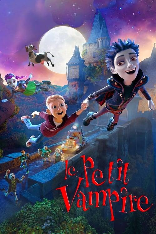 Film Le Petit Vampire En Français En Ligne