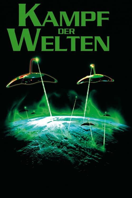 Kampf der Welten - Poster
