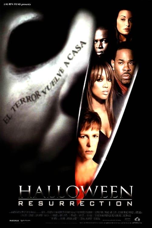 Halloween: Resurrection pelicula completa