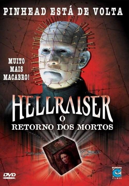 Hellraiser 7: O Retorno dos Mortos
