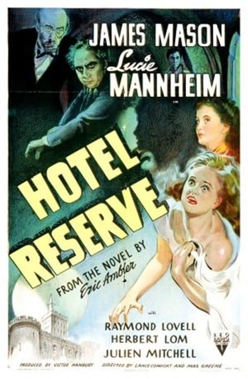 Assistir Hotel Reserve Online