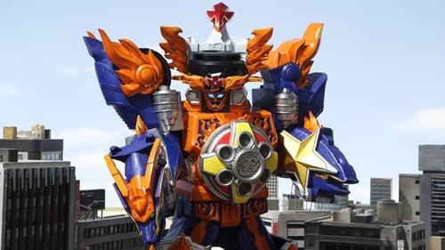 Super Sentai: Shuriken Sentai Ninninger – Épisode Hella Hot Ninja! Achaa!