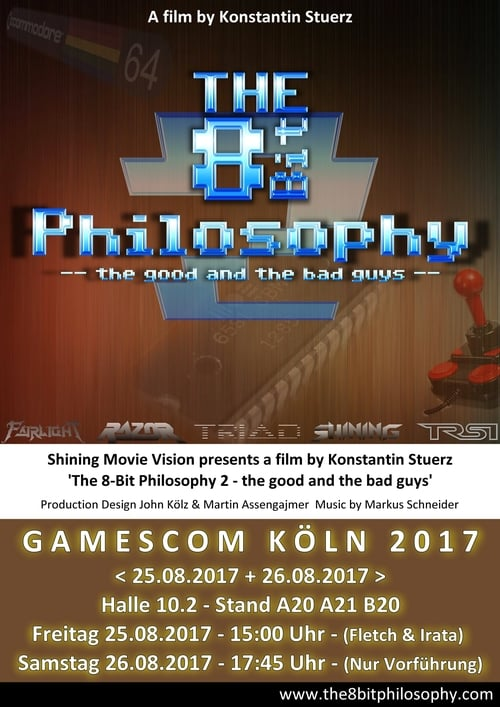 The 8-Bit Philosophy 2 – The Good and the Bad Guys (2017)